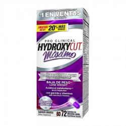 Hydroxycut Maximo 72 caps