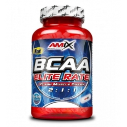 BCAA Elite Rate 350 caps.