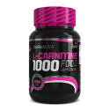L-Carnitine 1000 mg 60 caps.