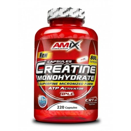 Creatine Monohydrate 220 caps.