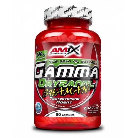 Gamma Oryzanol 90 caps.
