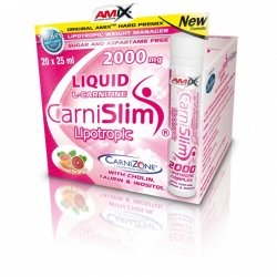 CarniSlim 20 Ampollas x 25 ml