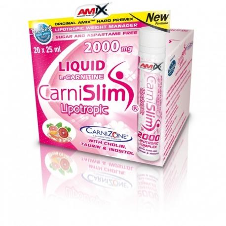 CarniSlim 20 Ampollas x 25 ml
