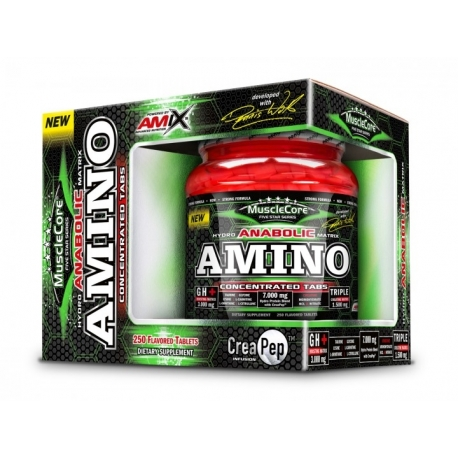 Amino Tabls 250 tabls.