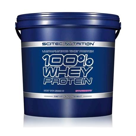 100% Whey Protein 2.3 Kg