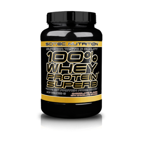 100% Whey Superb 900gr