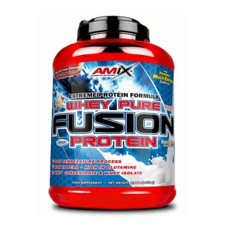 WHEY PURE FUSION PROTEIN 2300GR