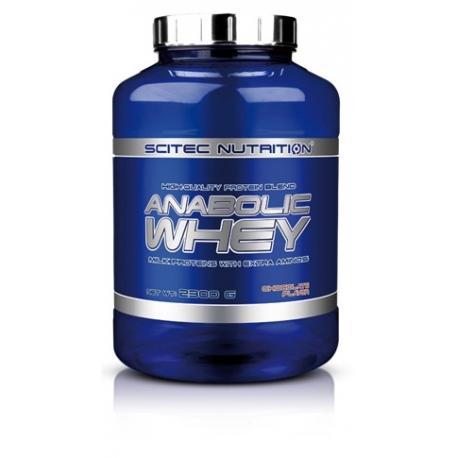 Anabolic Whey 2.3 kg