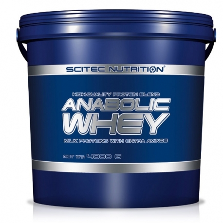 Anabolic Whey 4 kg