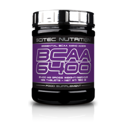BCAA 6400 125 tabls.