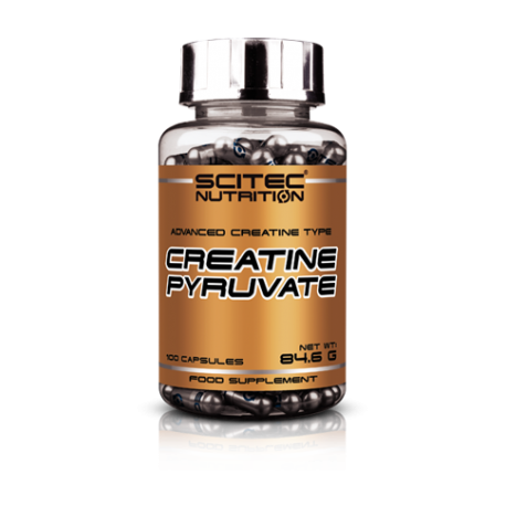 Creatine Pyruvate 100 cáps.