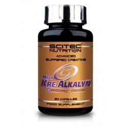Mega Kre-Alkalyn 80 caps.