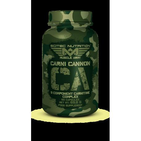Carni Cannon 60 caps.