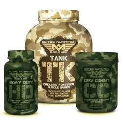 Pack Iron Muscle Army