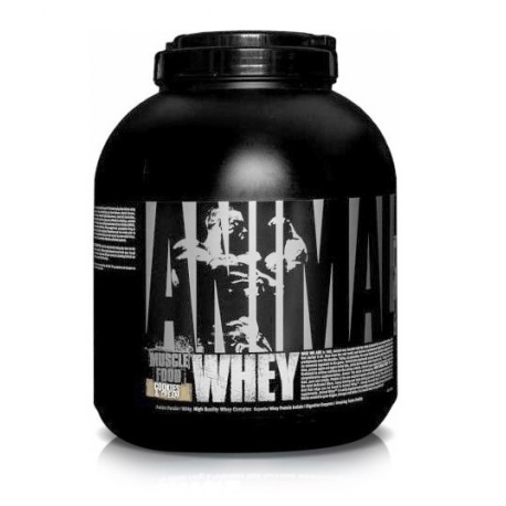 Animal Whey 1.8 kg