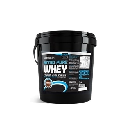 Nitro Pure Whey 2.2 Kg