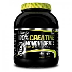 100% Creatine Monohidrate 500 gr