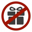 No quiero regalos