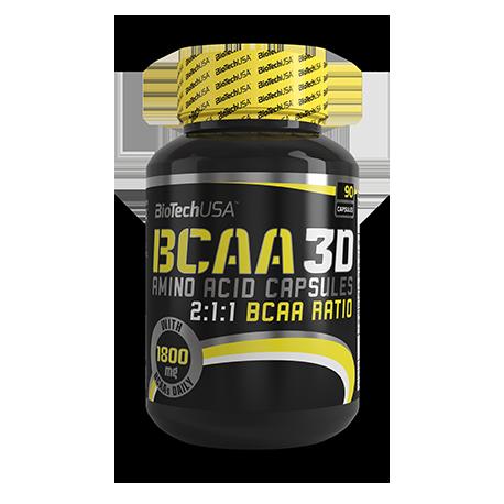 BCAA 3D 90 caps.