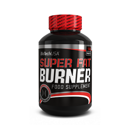 Super Fat Burner 120 caps.