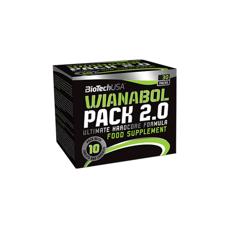 Wianabol Pack 2.0   30 packs