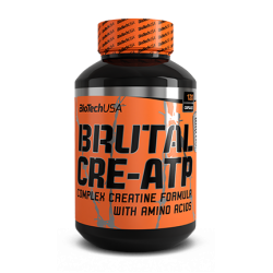 Brutal Cre-ATP 120 caps.