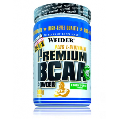 Premium BCAA Powder 500 gr