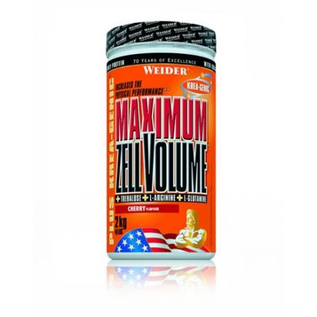 Maximum Zell Volume 2 Kg