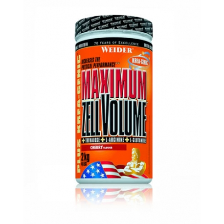 Maximum Zell Volume 2 Kg