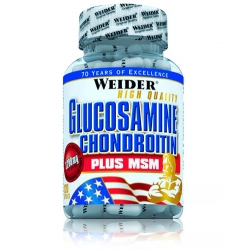 Glucosamine Condroitin 120 caps.