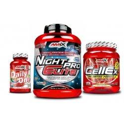 Pack básico para mantener peso y mejorar rendimiento A