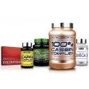 Pack Superior para mantener peso y mejorar rendimiento SN
