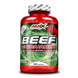 Beef Extra Amino 360 caps.