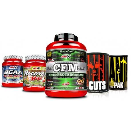 Pack Profesional para eliminar grasa y perder peso