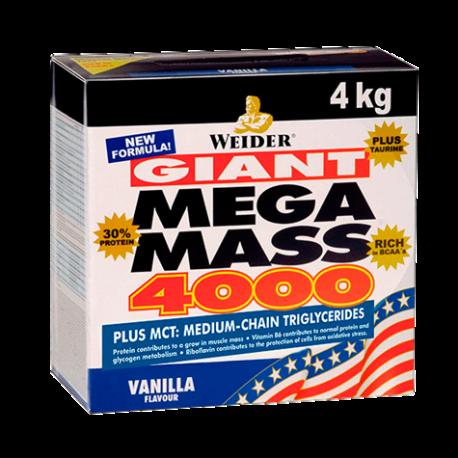 Mega Mass 4000  4 Kg