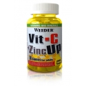 Vit-C + Zinc Up 90 gominolas