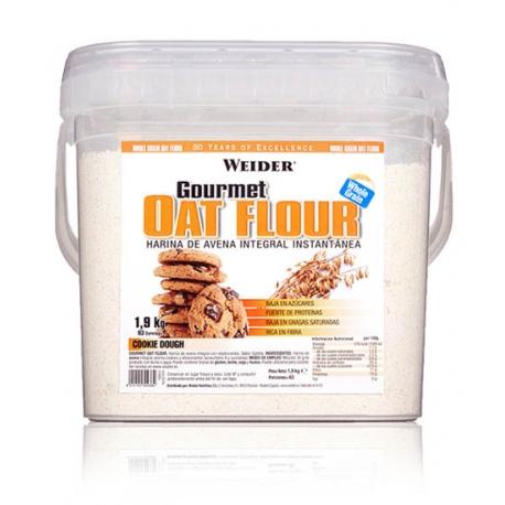 Harina de avena 1.9 kg