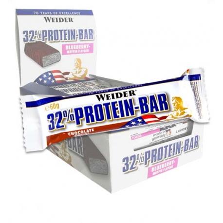 32% Protein Bars 24 Barritas x 60 gr