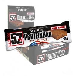 52% Protein Bar 24 Barritas x 50 gr