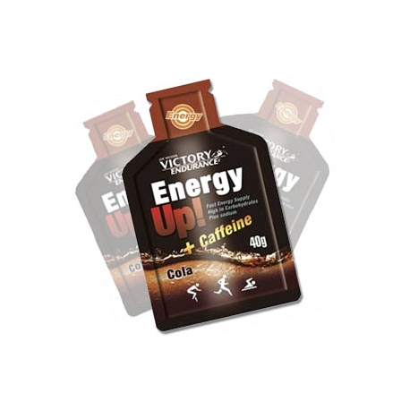 Gel Energy Up + Caffeine 6 unid. x 40 gr
