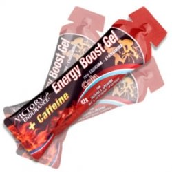 Energy Boost Gel + Cafeina 6 unid. x 42 gr