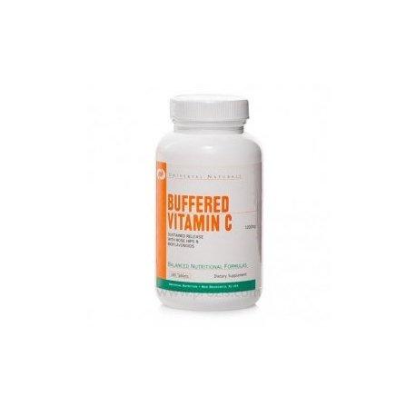 Vitamin C Buffered 100 caps.