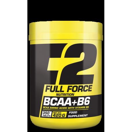 BCAA + B6 350 tabs.