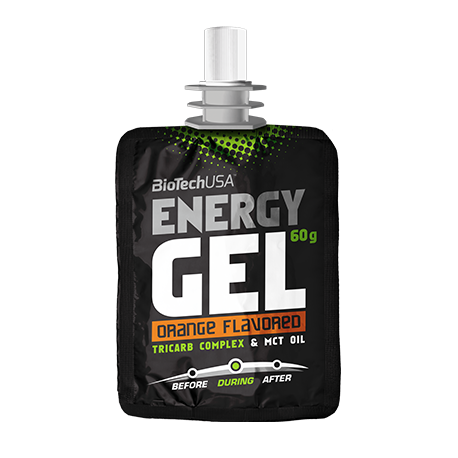 Energy Gel 6 unid. x 60 gr