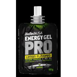 Energy Gel Pro 6 unid. x 60 gr