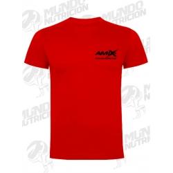 Camiseta AMIX mangas cortas