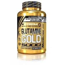 Glutamine Gold 120 caps.