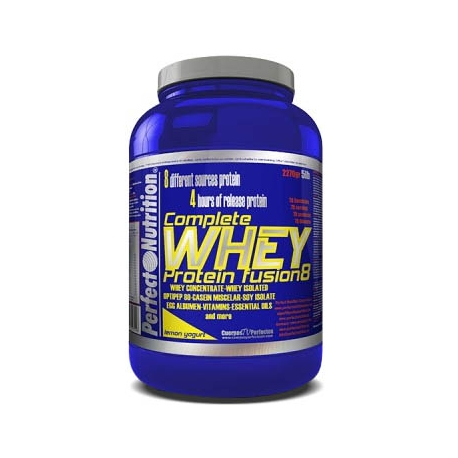 Complete Whey Protein Fusion 8 2.3 Kg