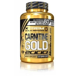 Carnitine Gold 120 caps.