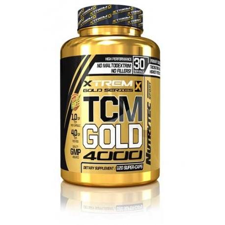 TCM Gold 120 caps.